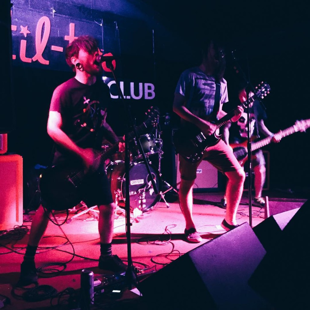 The Decline last night at TilTwo Club! thedeclinemusic tiltwoclub thedeclinehellip