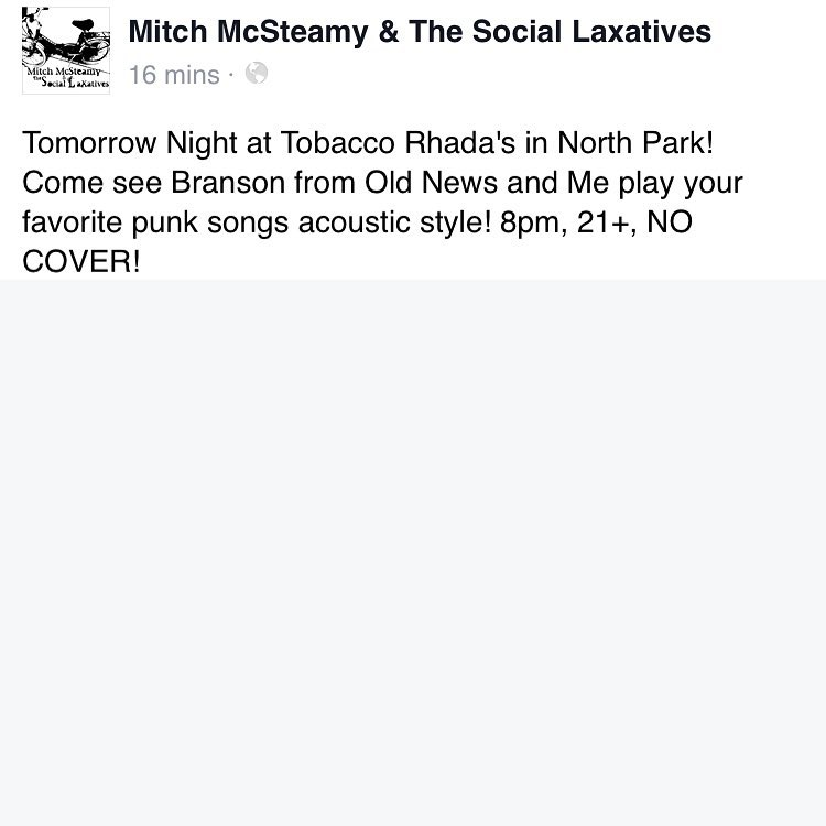 No cover to see Punk covers!? Check out Mitch andhellip