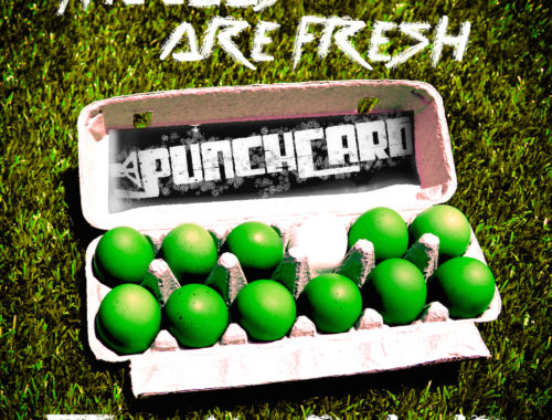 Review - Punchcard - The Eggs