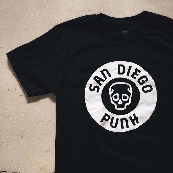 San Diego Punk Shirt AD