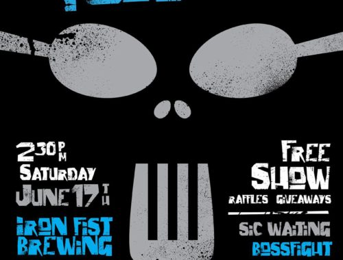 Summer 2017 Punk Rock Food Drive