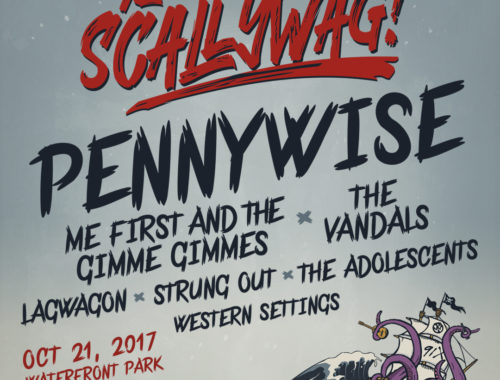 Ye Scallywag San Diego Punk Contest